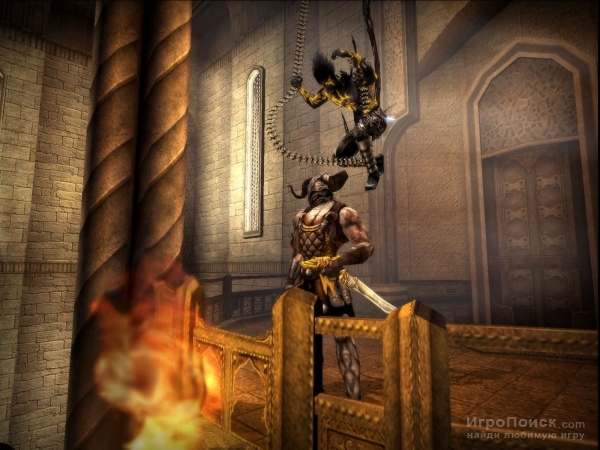 Скриншот к игре Prince of Persia: The Two Thrones