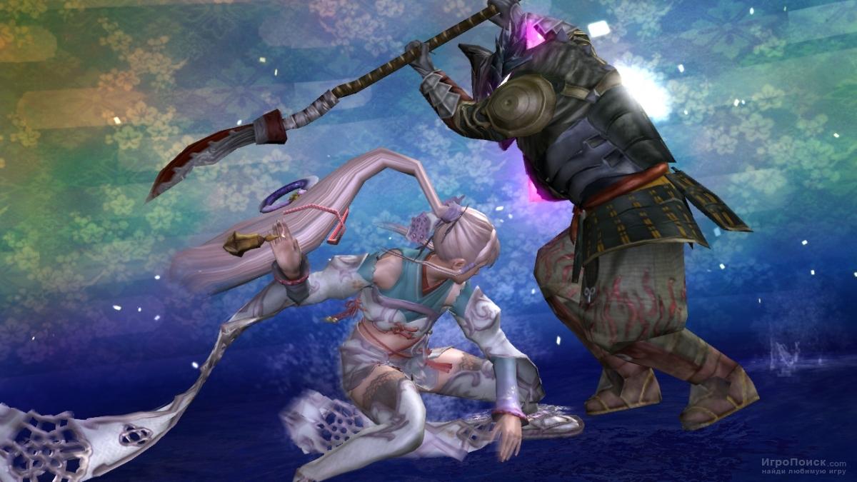 Скриншот к игре Genji: Days of the Blade