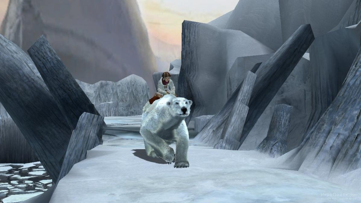 Скриншот к игре The Golden Compass