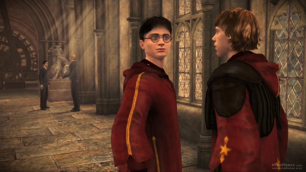 Скриншот к игре Harry Potter and The Half-Blood Prince