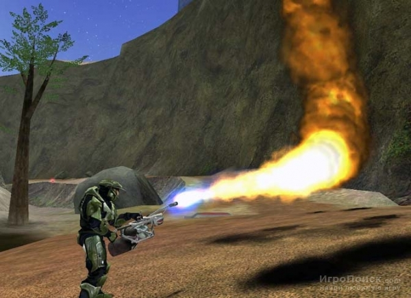 Скриншот к игре Halo: Combat Evolved