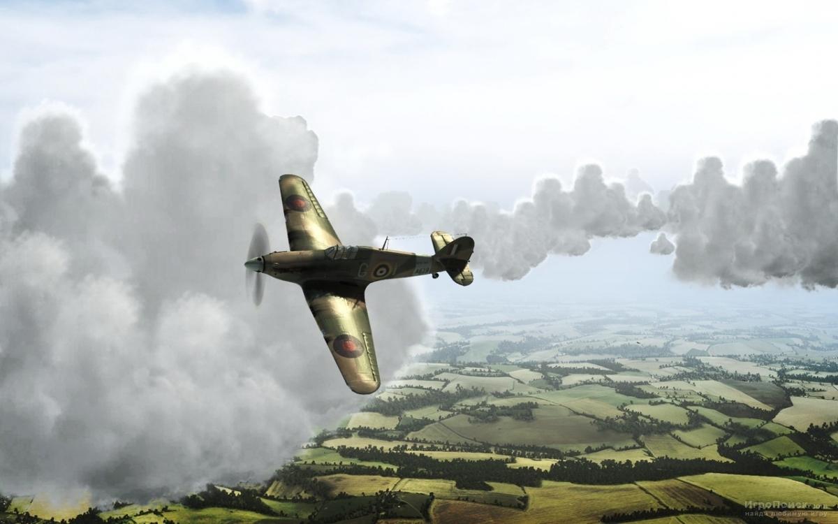 Скриншот к игре IL-2 Sturmovik: Birds of Prey