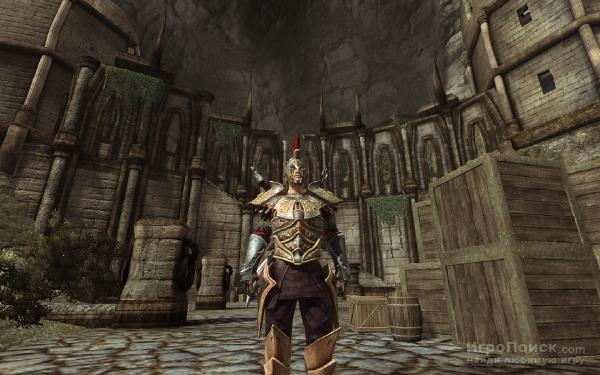 Скриншот к игре Divinity II: Ego Draconis