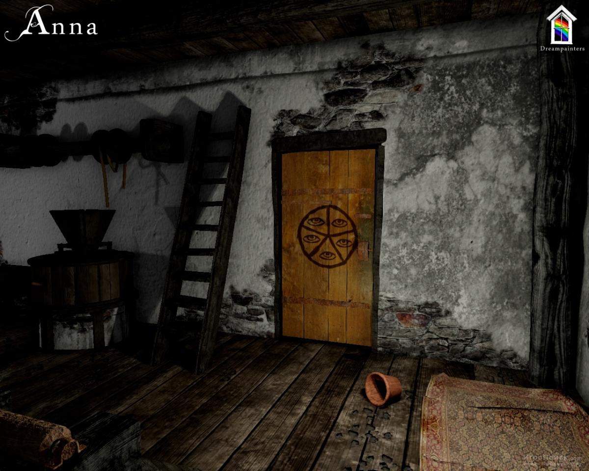 Скриншот к игре Anna