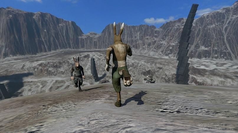Скриншот к игре Overgrowth