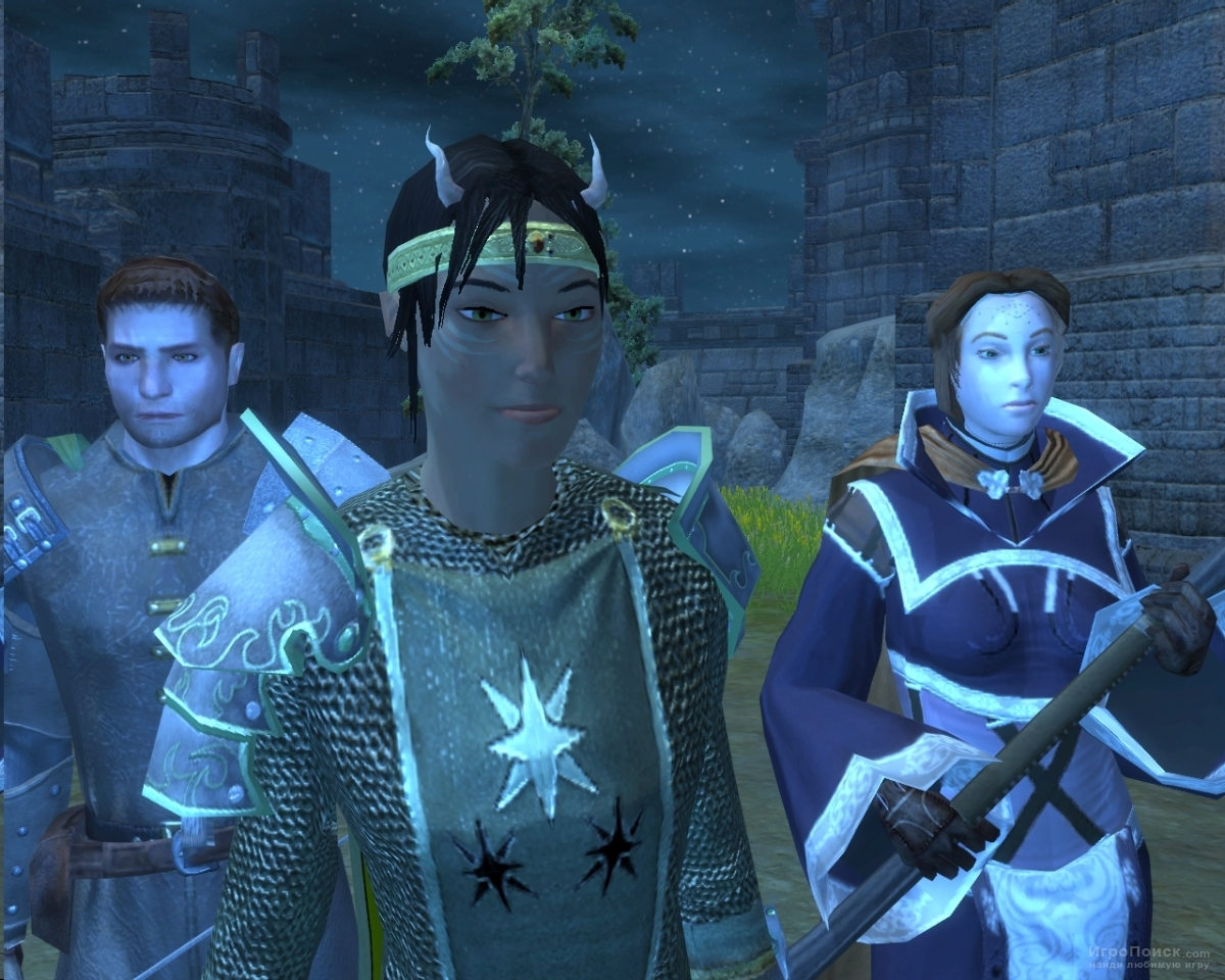 Скриншот к игре Neverwinter Nights 2