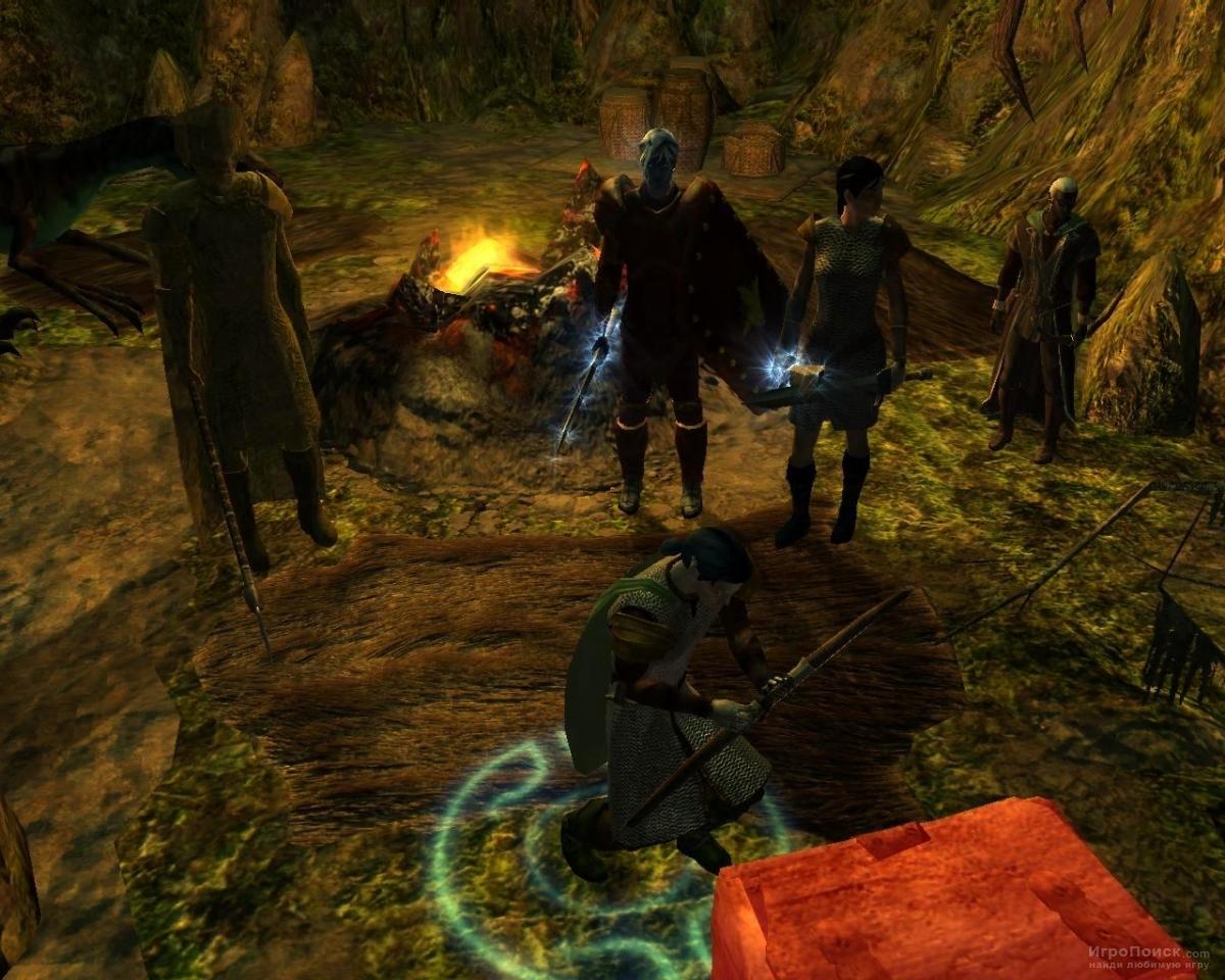 Скриншот к игре Neverwinter Nights 2: Storm of Zehir
