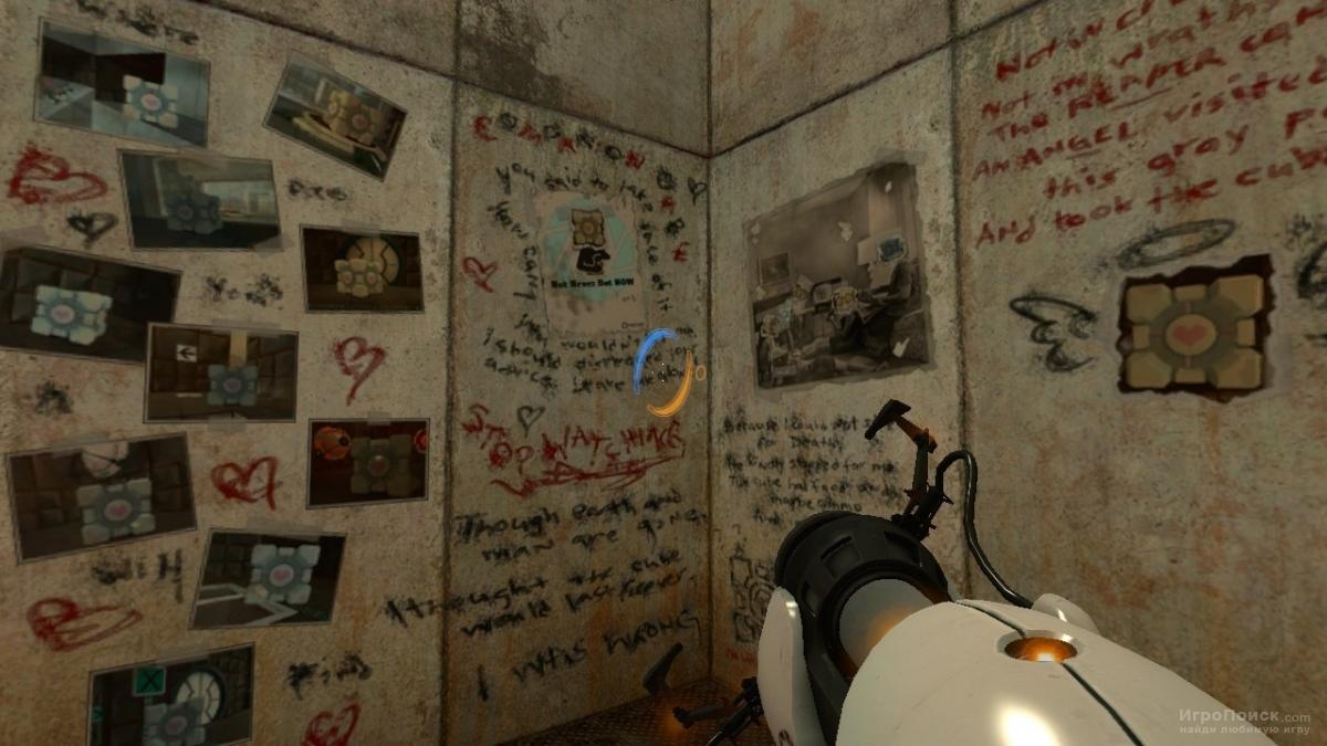 Скриншот к игре Portal