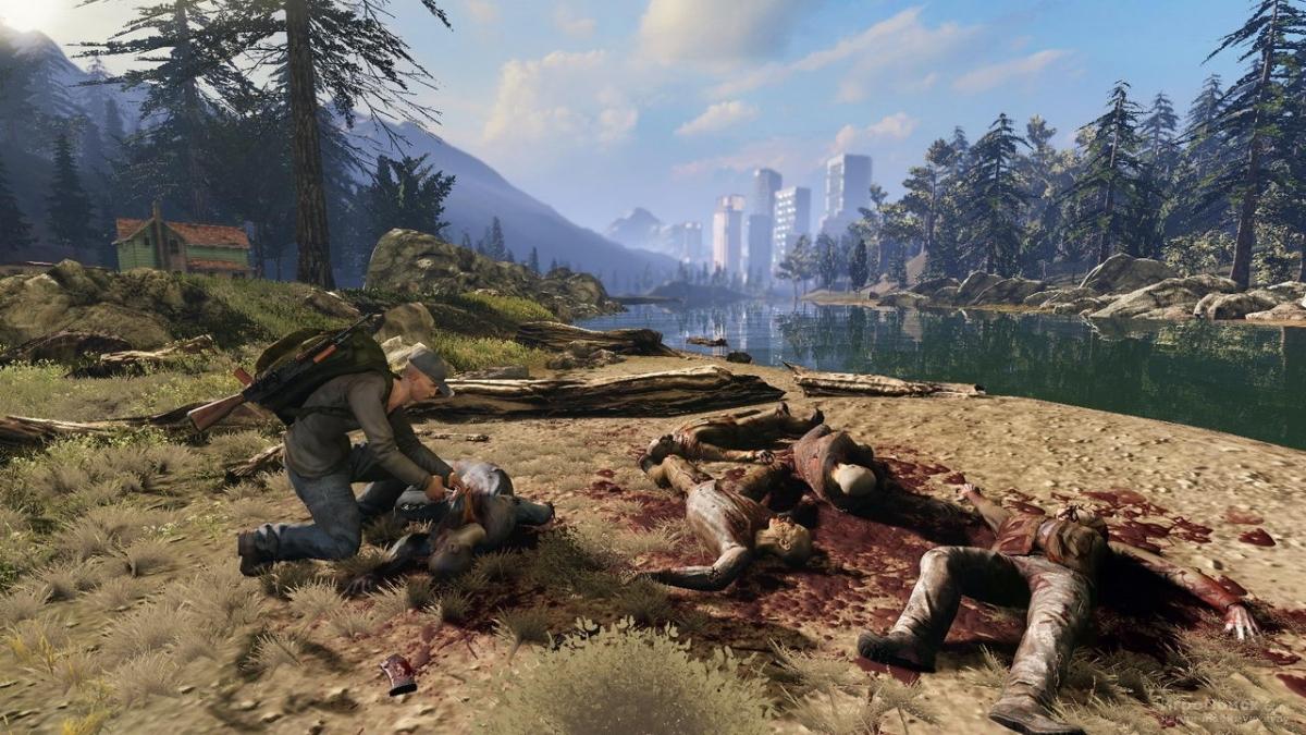 Скриншот к игре Infestation: Survivor Stories