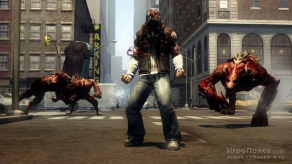 Скриншот к игре Prototype