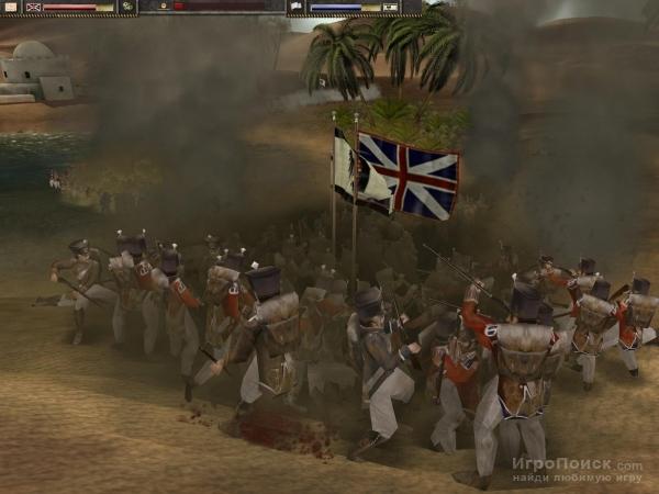 Скриншот к игре Imperial Glory