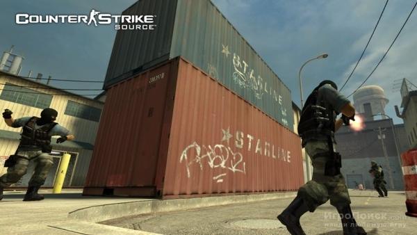 Скриншот к игре Counter-Strike: Source