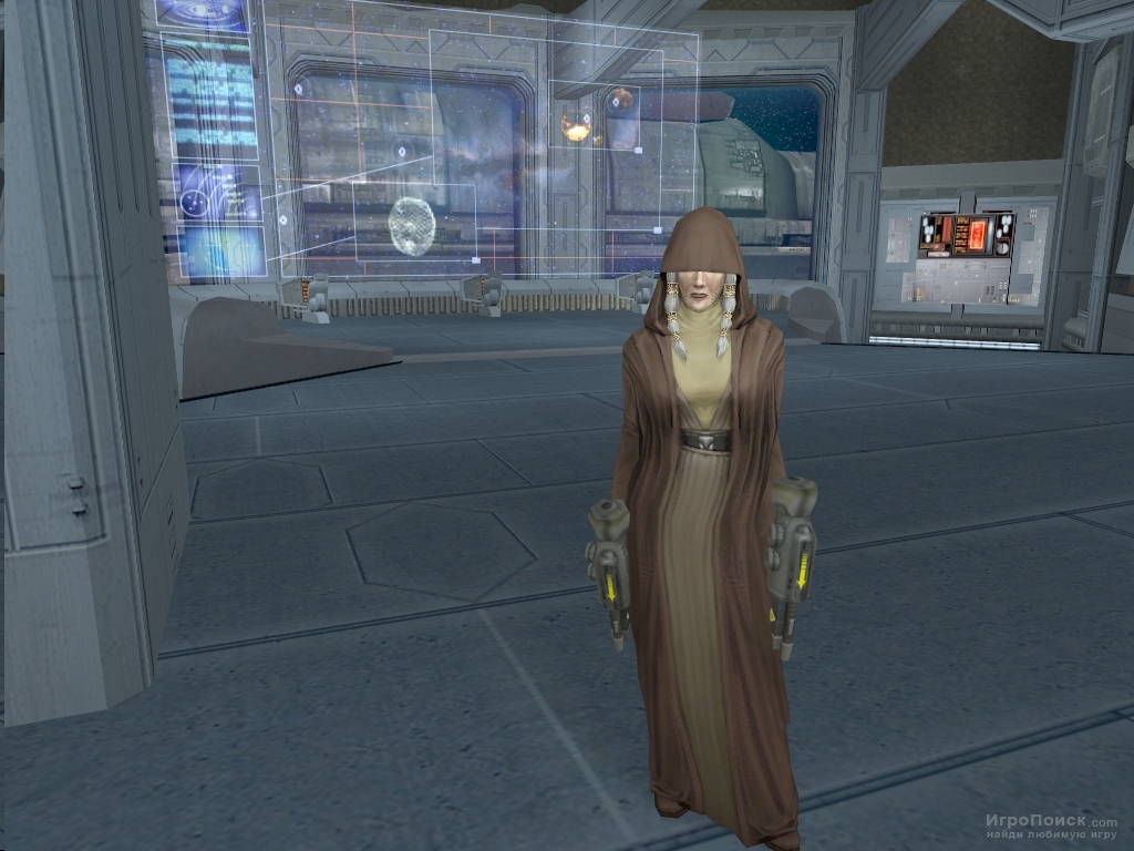 Скриншот к игре Star Wars: Knights of the Old Republic II - The Sith Lords