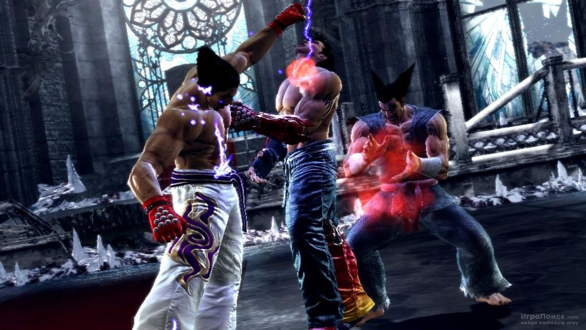 Скриншот к игре Tekken Tag Tournament 2