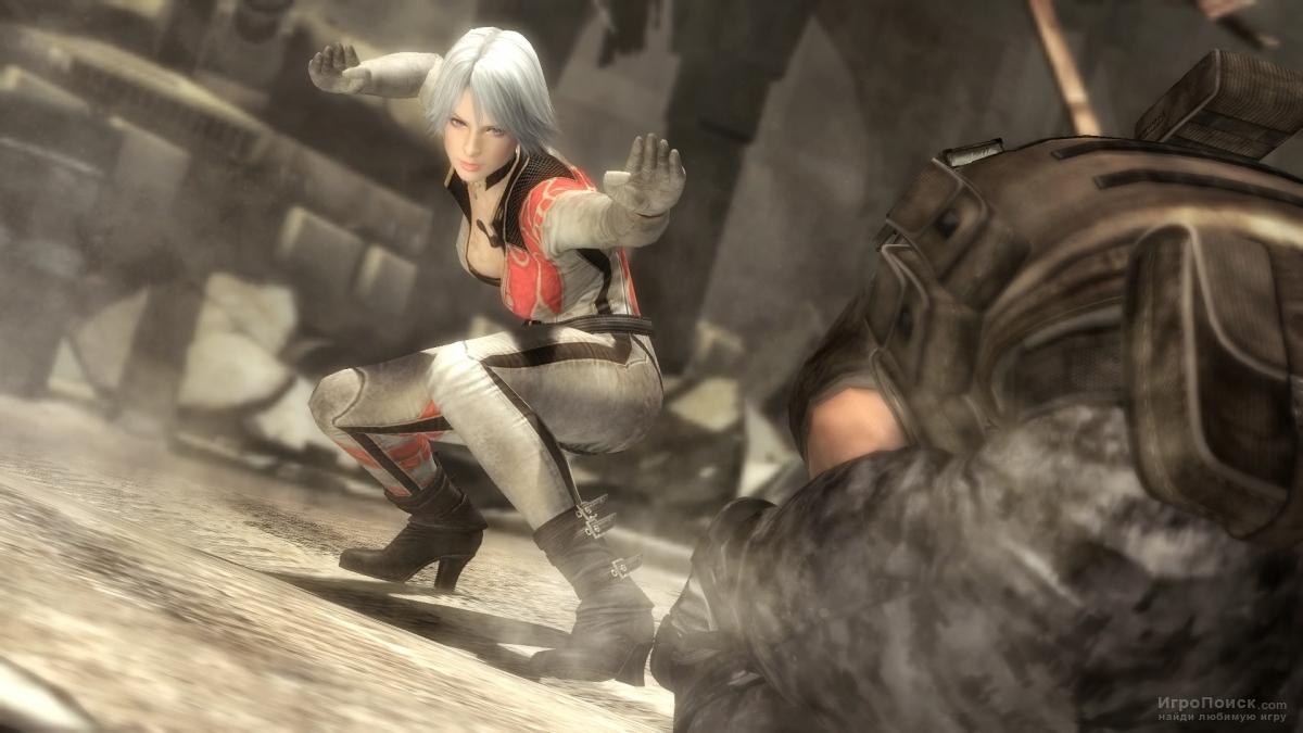 Скриншот к игре Dead or Alive 5