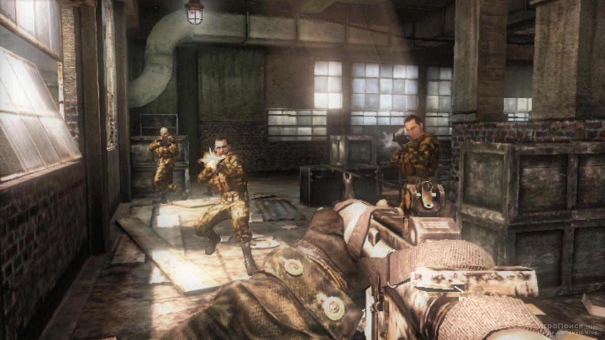 Скриншот к игре Call of Duty: Black Ops Declassified