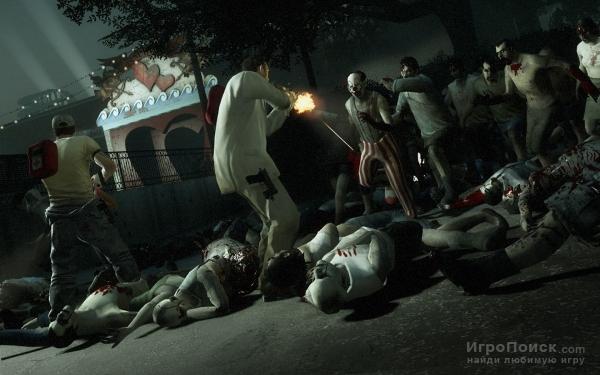 Скриншот к игре Left 4 Dead 2: The Passing