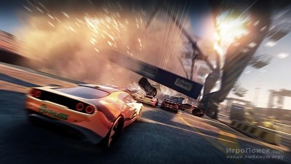 Скриншот к игре Split Second