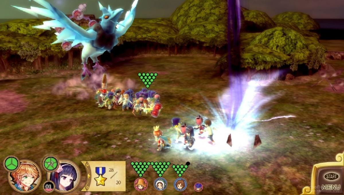 Скриншот к игре New Little Kings Story