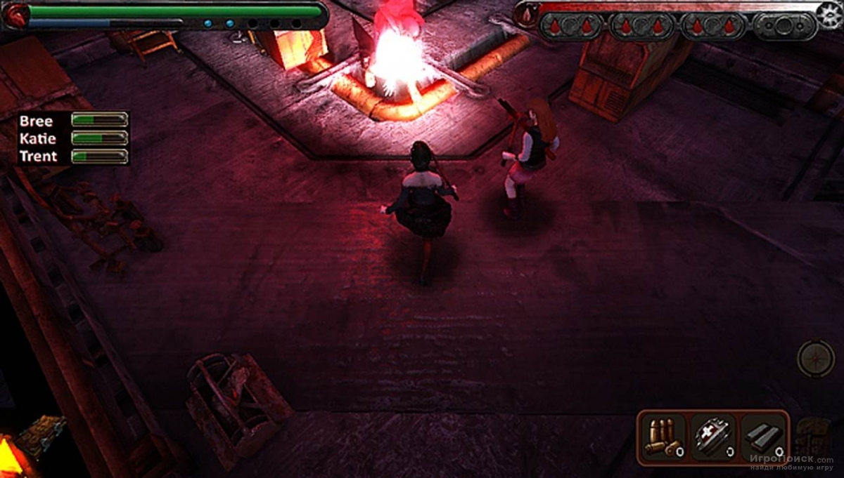 Скриншот к игре Silent Hill: Book Of Memories