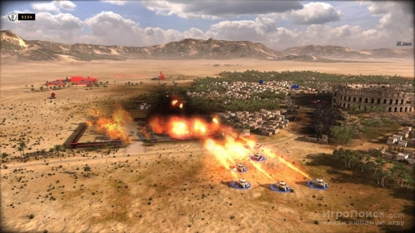 Скриншот к игре R.U.S.E