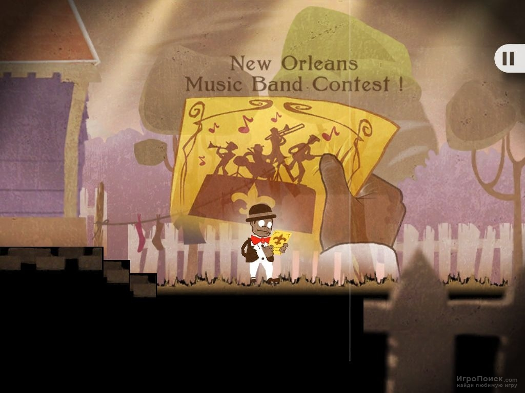 Скриншот к игре Jazz: Trumps Journey