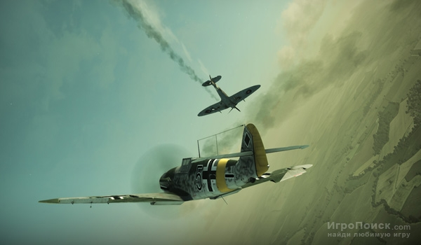 Скриншот к игре Wings of Prey