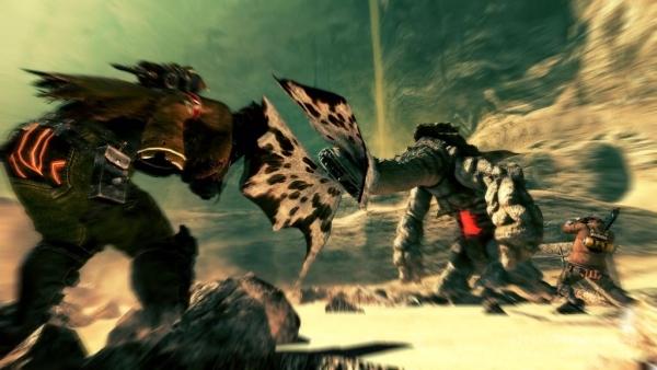 Скриншот к игре Lost Planet 2