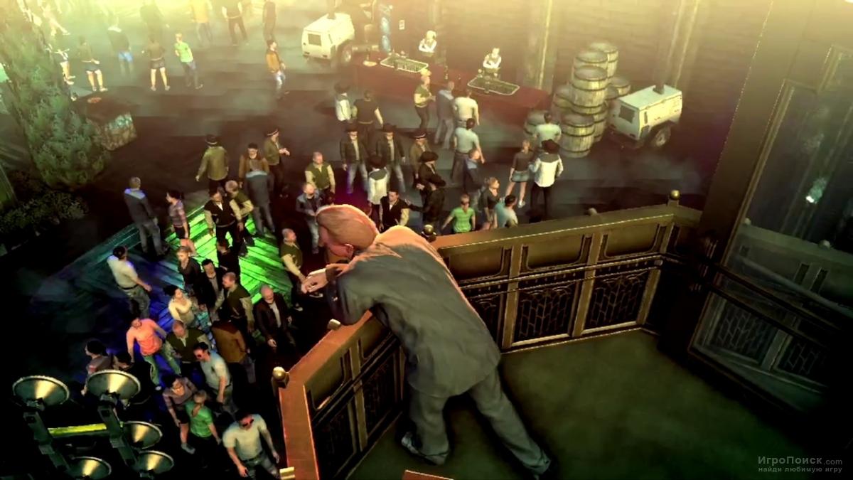 Скриншот к игре Hitman: Sniper Challenge