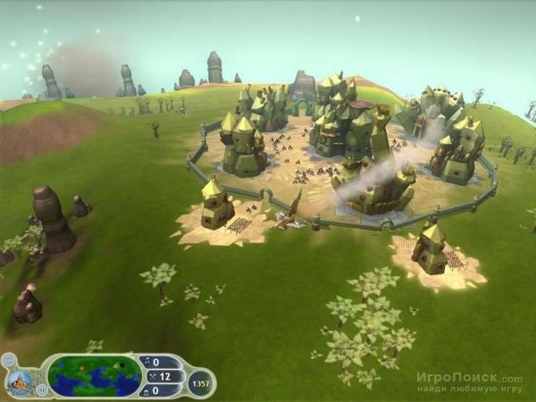 Скриншот к игре Spore