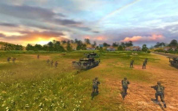 Скриншот к игре Elements of War