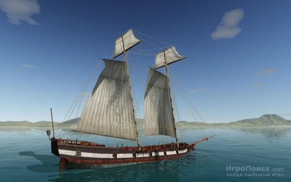 Скриншот к игре Caribbean Legends
