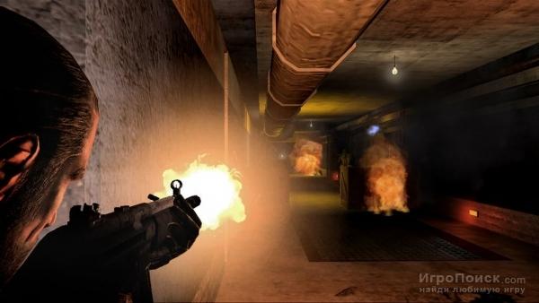 Скриншот к игре Rogue Warrior