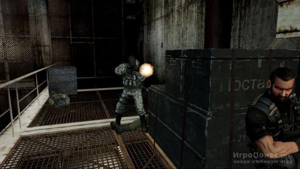 Скриншот к игре Rogue Warrior: Black Razor