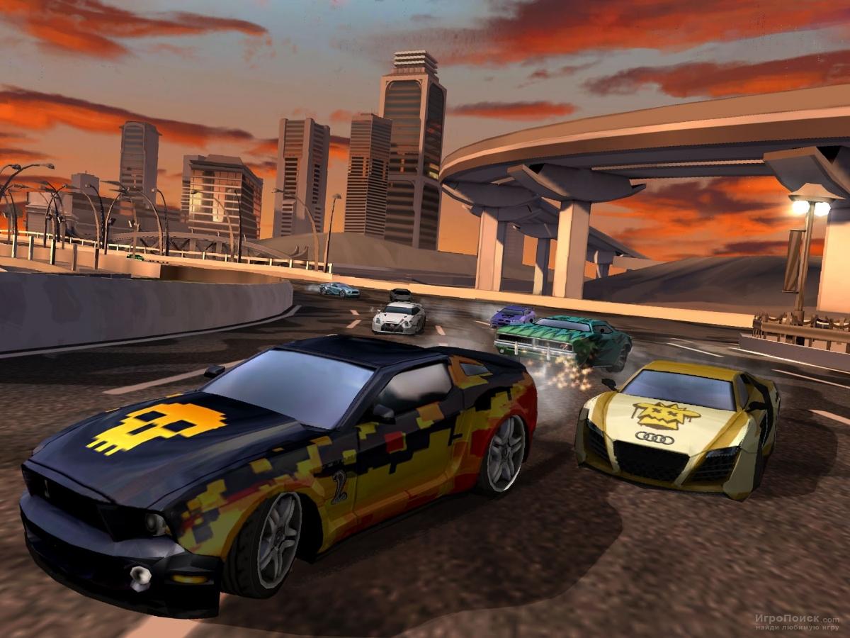 Скриншот к игре Need for Speed: Nitro