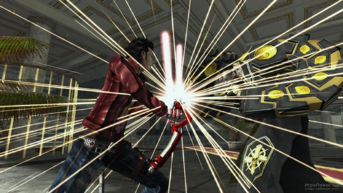 Скриншот к игре No More Heroes 2: Desperate Struggle