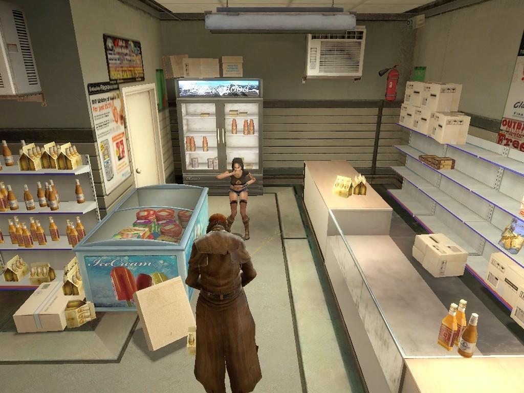 Скриншот к игре Postal III