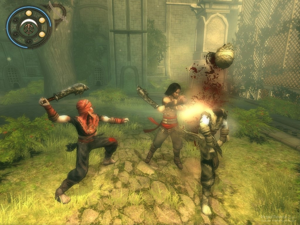 Скриншот к игре Prince of Persia: Warrior Within