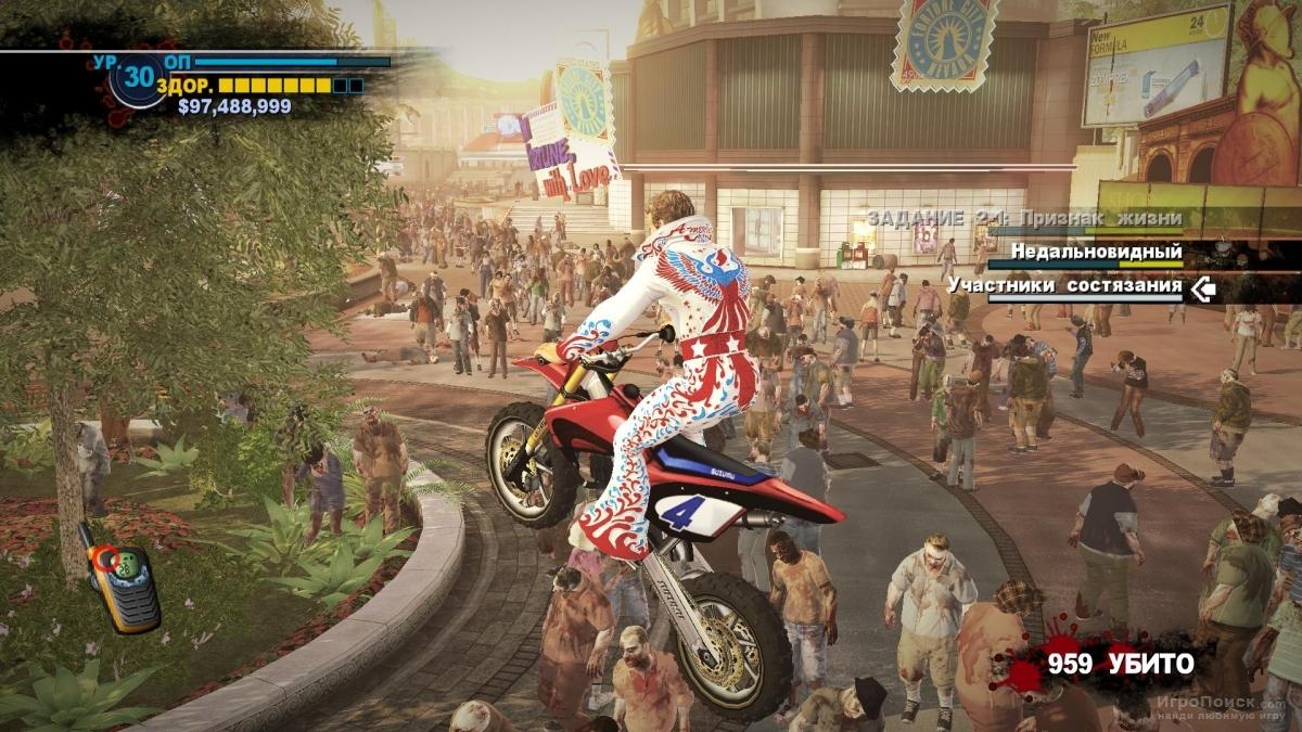 Скриншот к игре Dead Rising 2