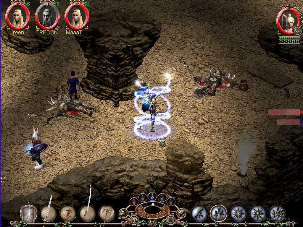 Скриншот к игре Sacred