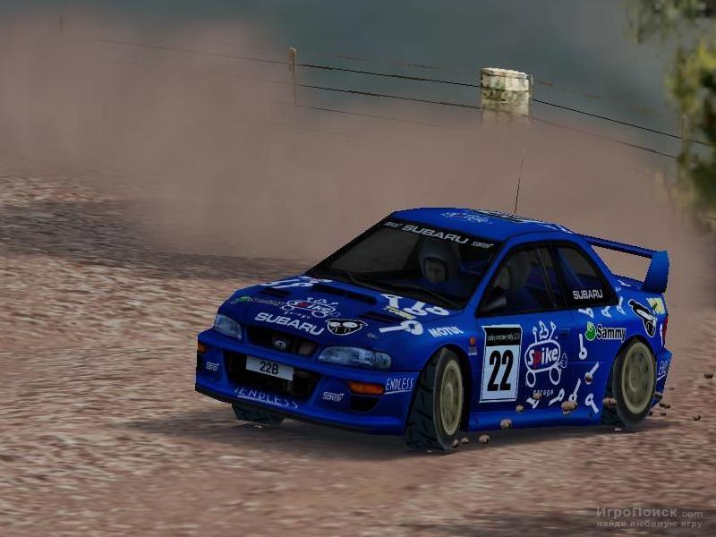 Скриншот к игре Colin McRae Rally 2.0