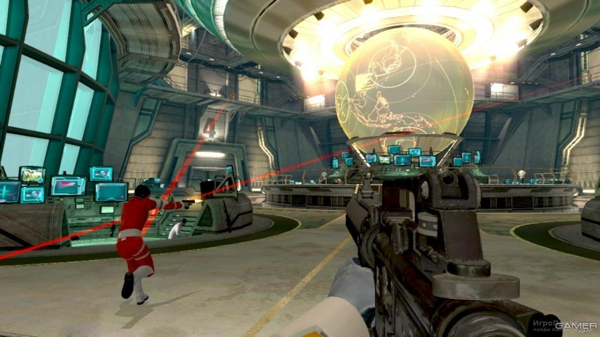 Скриншот к игре 007 Legends