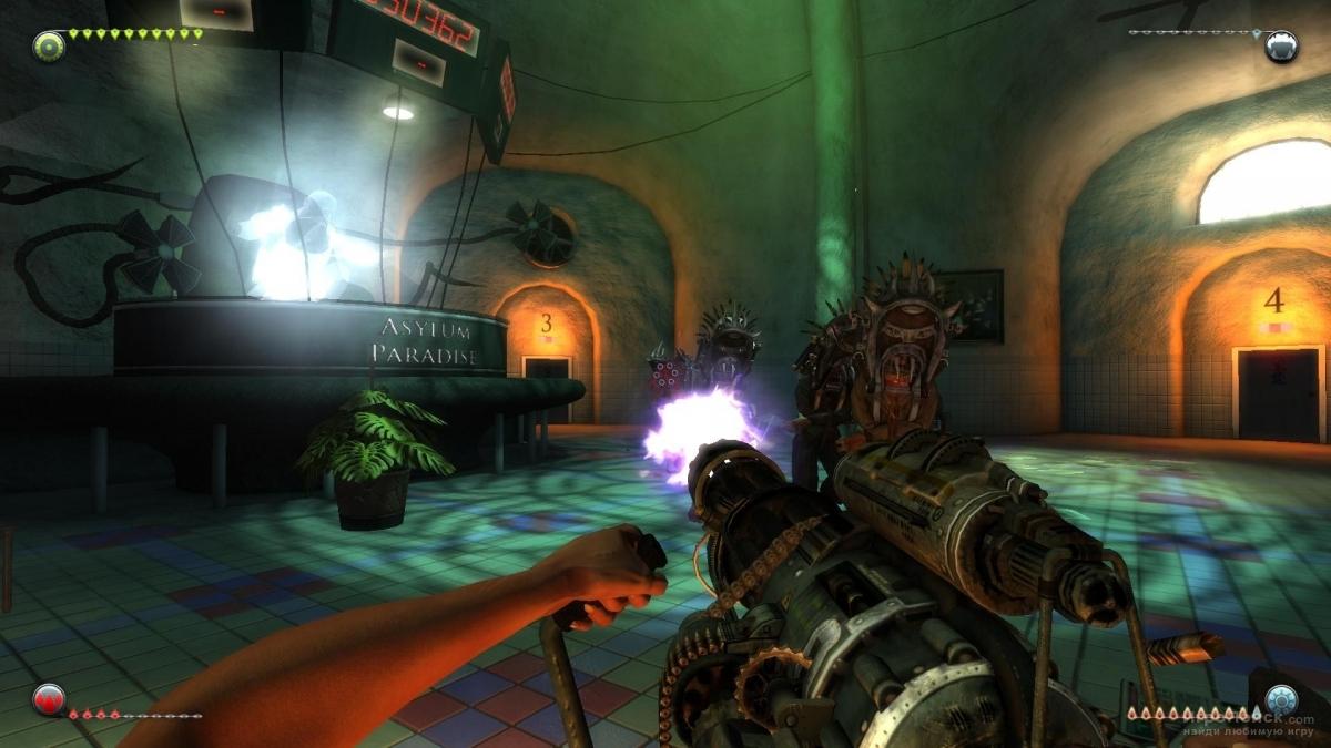 Скриншот к игре Dreamkiller