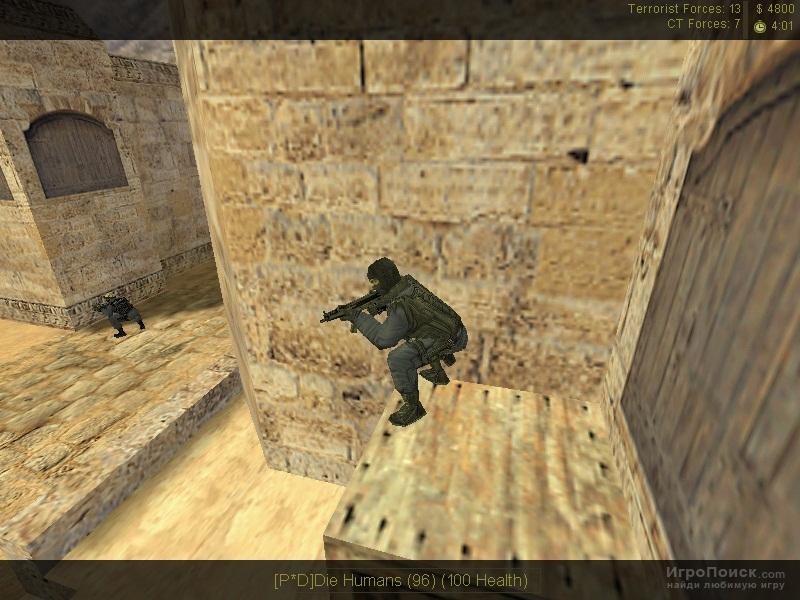 Скриншот к игре Half-Life: Counter-Strike
