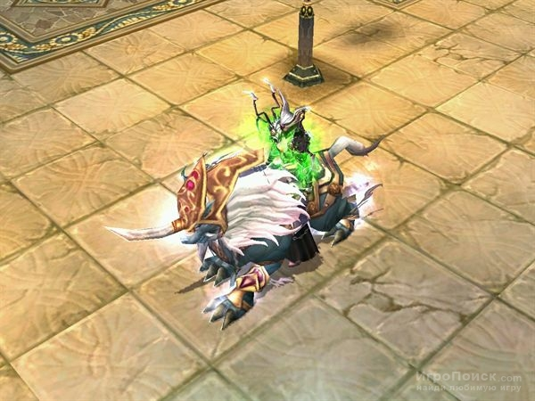 Скриншот к игре Battle of the Immortals