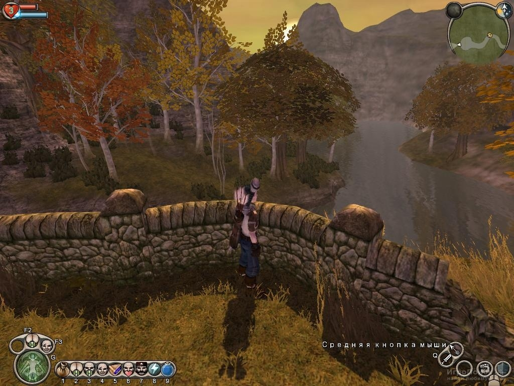 Скриншот к игре Fable: The Lost Chapters