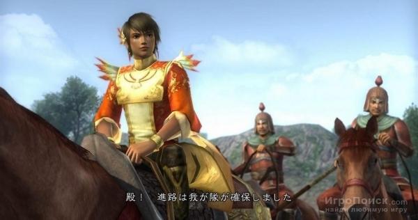 Скриншот к игре Dynasty Warriors 6