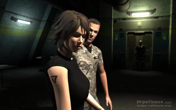 Скриншот к игре Twin Sector