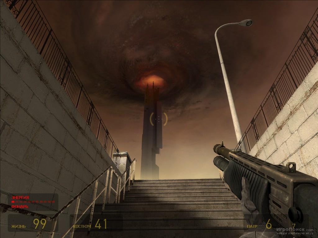 Скриншот к игре Half-Life 2: Episode One