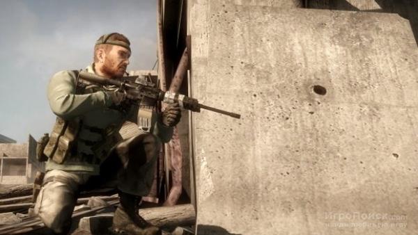 Скриншот к игре Medal of Honor 2010